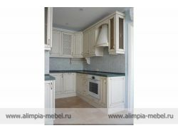 П образные кухни фото