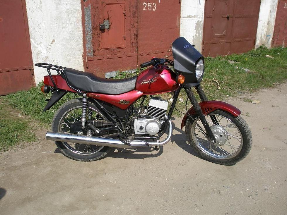 мотоцикл минск фото тюнинг бывают саморезы