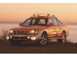 Subaru пикап