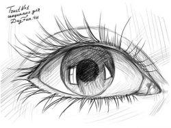 Как рисовать картинки карандашом