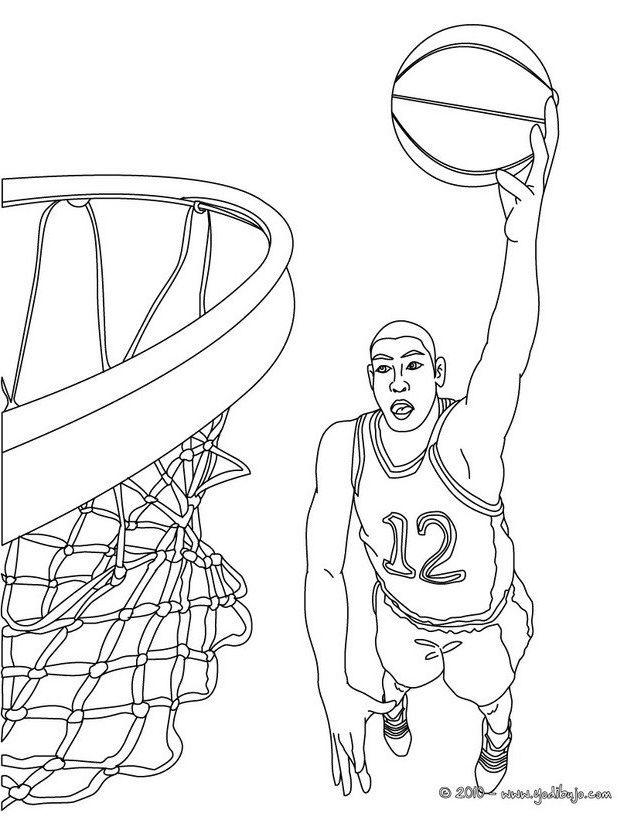 Картинки баскетбола рисунки