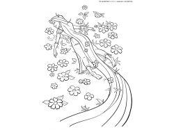 Рисунки рапунцель запутанная история 5