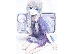 Картинки аниме на телефон 6