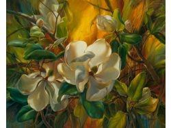 Красивые картины красками