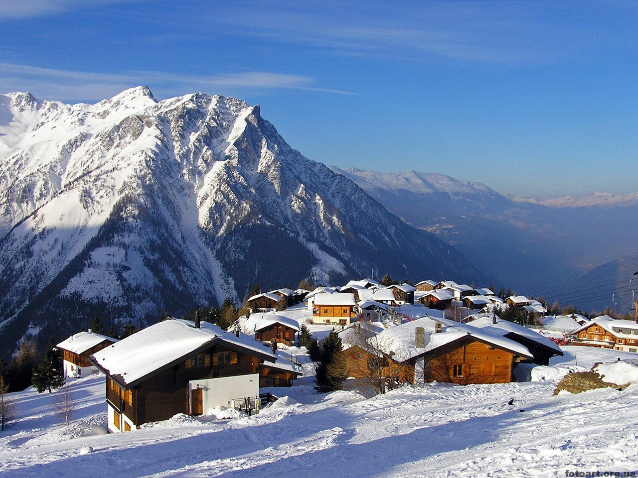 Охране труда, картинки швейцария зимой