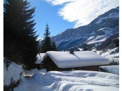 Швейцария зимой фото 1