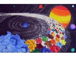 Космос картинки для детей 6