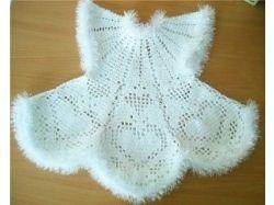 Фото платье снежинки