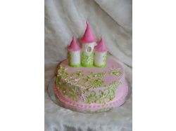 Торт замок любви саратов каталог 7