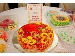 Торт замок любви саратов каталог 8