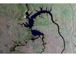 Фото евразии из космоса 2