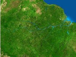 Фото евразии из космоса 6