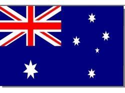 Австралийский флаг фото 1