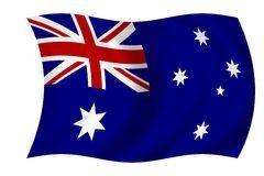 Австралийский флаг фото 4