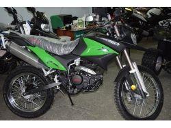 Мотоцикл эндуро фото 1