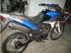 Мотоцикл эндуро фото 2