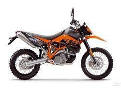 Мотоцикл эндуро фото 3