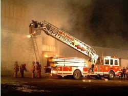 Пожарная машина картинка