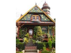 Картинки сказочные домики 4