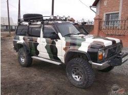 Nissan patrol y60 тюнинг 1