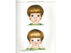 Упражнения для глаз в картинках для детей 5