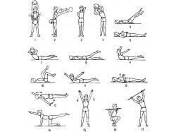 Упражнения для глаз в картинках для детей 6