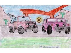 Рисунки детей смотреть 2