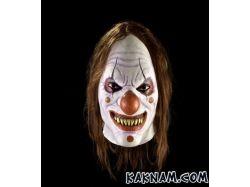Лицо клоуна фото 6