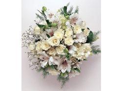 Красивые букеты цветов в картинках 2