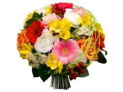 Красивые букеты цветов в картинках 4