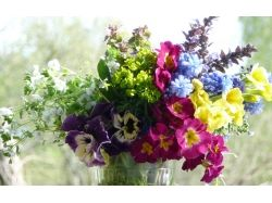 Красивые букеты цветов в картинках 6