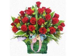 Красивые букеты цветов в картинках 7