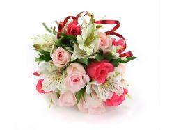 Красивые букеты цветов в картинках 8