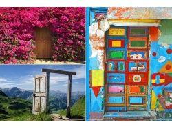 Красивые двери фото 3