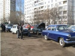 Старинные машины ссср 3