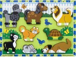 Предметные картинки домашние животные 7