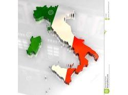 Италия фото флаг 1