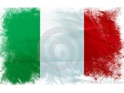 Италия фото флаг 7