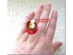 Креативные кольца фото