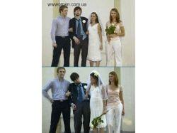 Фото свадебные приколы 4