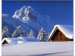 Картинки зимы на телефон 4
