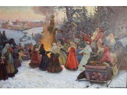 Картинки зимы на телефон 5