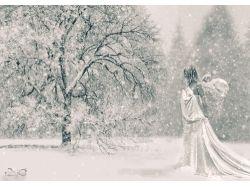 Картинки зимы на телефон 6