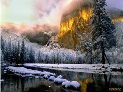 Картинки зимы на телефон 8