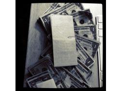 Стопки денег фото 5