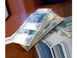 Стопки денег фото 6