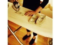 Стопки денег фото 7
