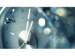 Картинки новогодние часы