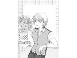 Рисунки карандашом аниме для начинающих 8