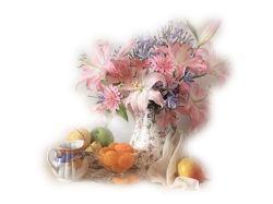 Цветы на прозрачном фоне картинки 4